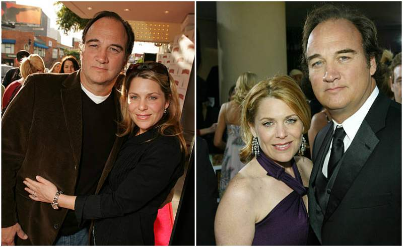 James Belushi's family - wife Jennifer Sloan