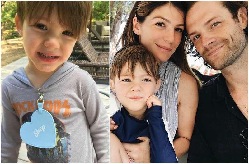 Jared Padalecki's children - son Austin Shepherd Padalecki