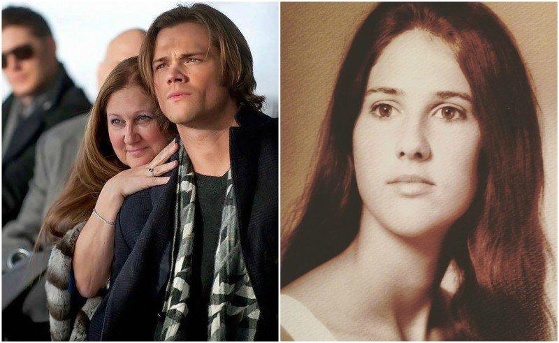 Jared Padalecki's family - mother Sharon Laine Padalecki