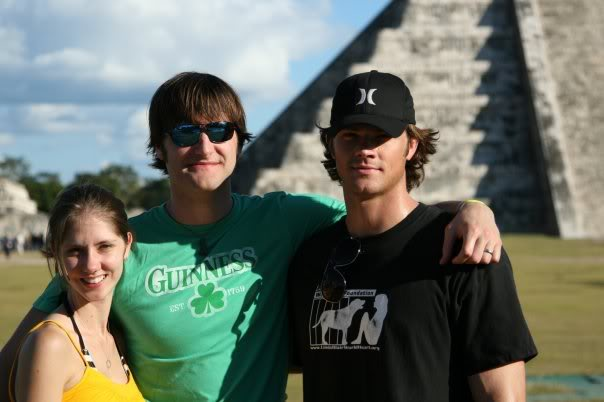 Jared Padalecki's siblings