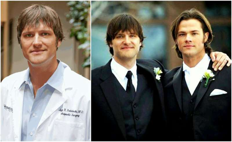 Jared Padalecki's siblings - brother Jeffrey Ryan Padalecki