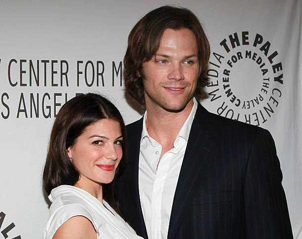 Jared Padalecki's family - wife Genevieve Nicole Cortese