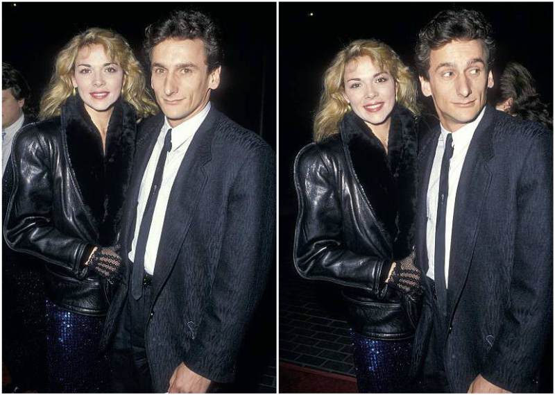 Kim Cattrall's family - ex-husband Andre J. Lyson