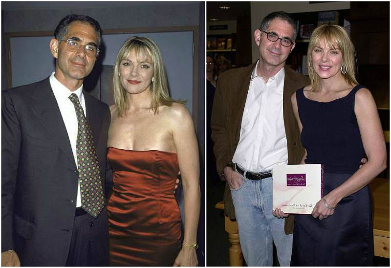 Kim Cattrall's family - ex-husband Mark Levinson