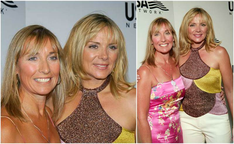 Kim Cattrall's siblings - sister Cherry Kuss