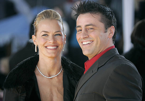 Matt Leblanc's family - ex-wife Melissa McKnight