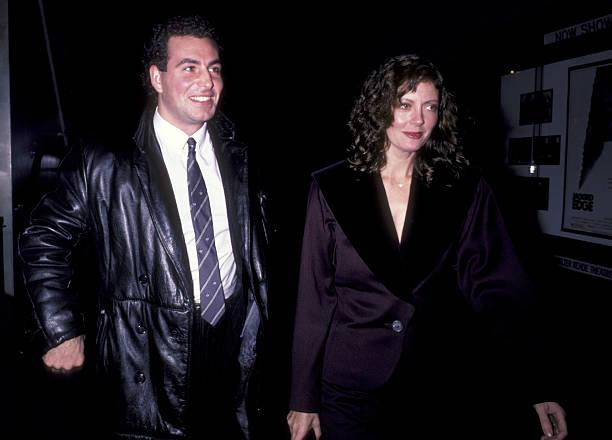 Susan Sarandon's family - ex-partner Franco Amurri