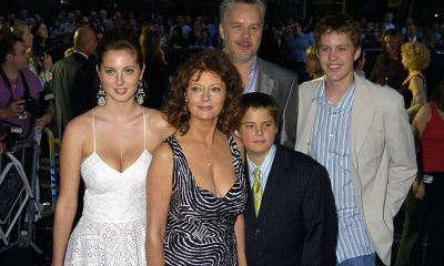 Susan Sarandon's family: husband and kids
