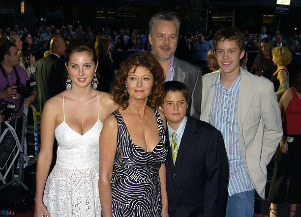 The family of Academy Award Winning actress Susan Sarandon