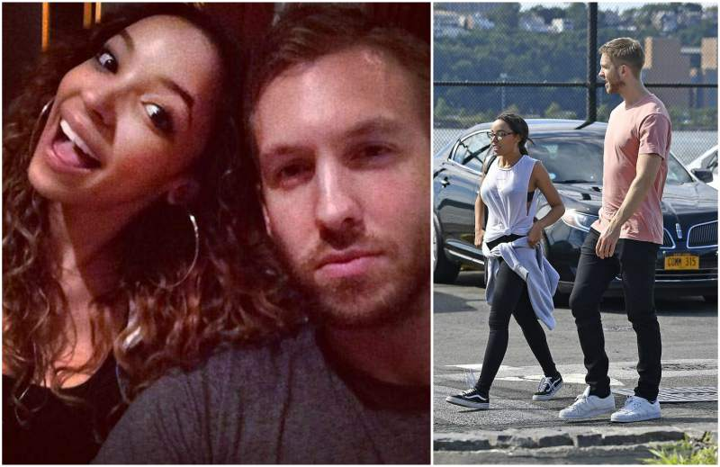 Calvin Harris' ex-girlfriend Tinashe