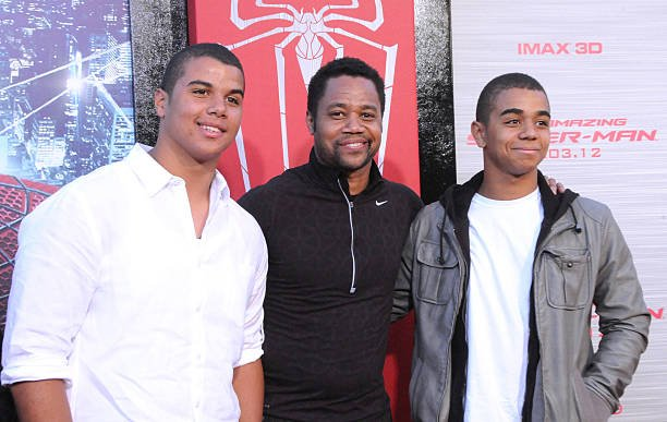 Cuba Gooding Jr children
