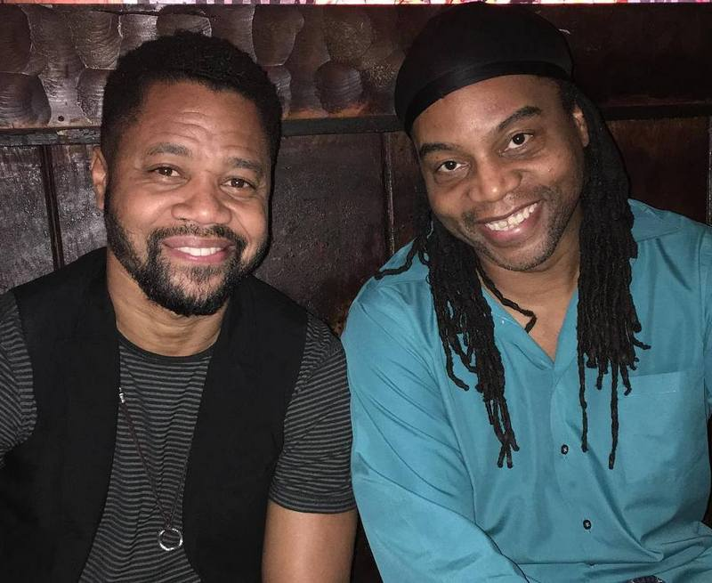 Cuba Gooding Jr siblings - brother Thomas Gooding