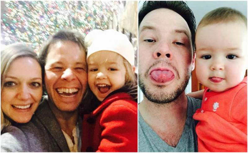 Ike Barinholtz's children - daughter Foster Barinholtz