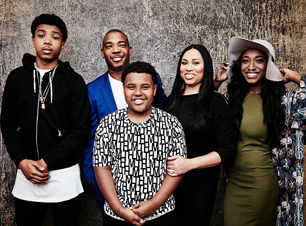 the always on time star ja rule and his family life