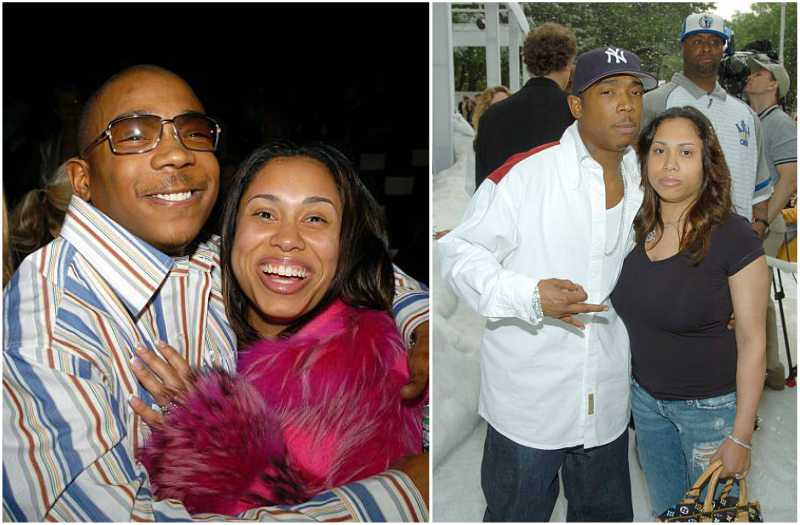 Ja Rule's family - wife Aisha Fatima Atkins