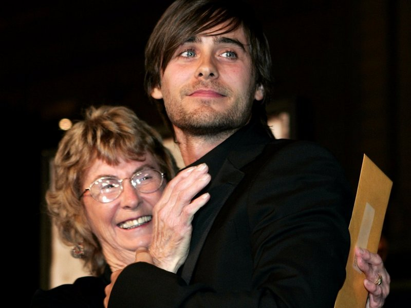 Jared Leto's family - maternal grandmother Ruby Mae Metrejon