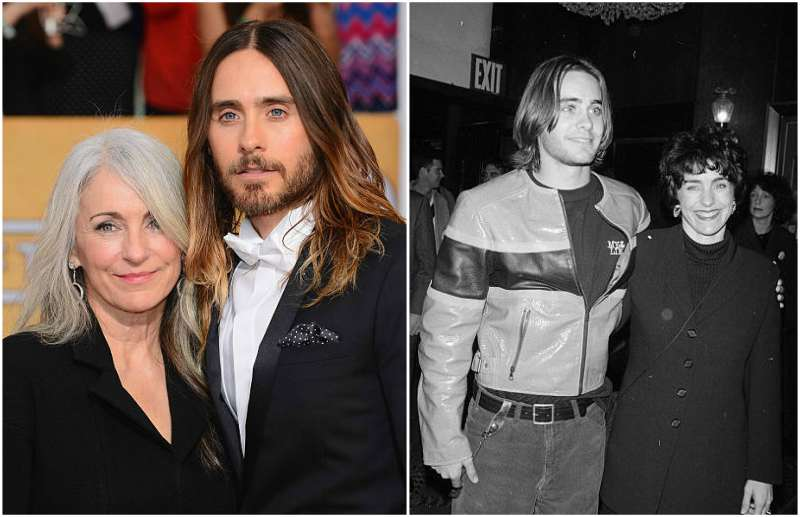 Jared Leto's family - mother Constance Leto