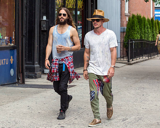 Jared Leto's siblings - brother Shannon Christopher Leto