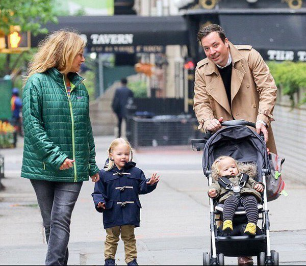 Jimmy Fallon's children