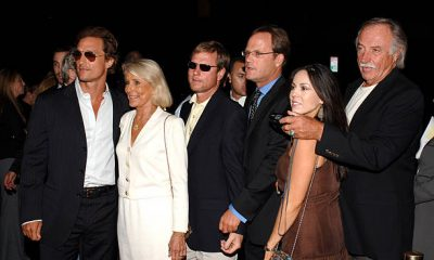 Matthew McConaughey's family: parents, siblings, wife and kids