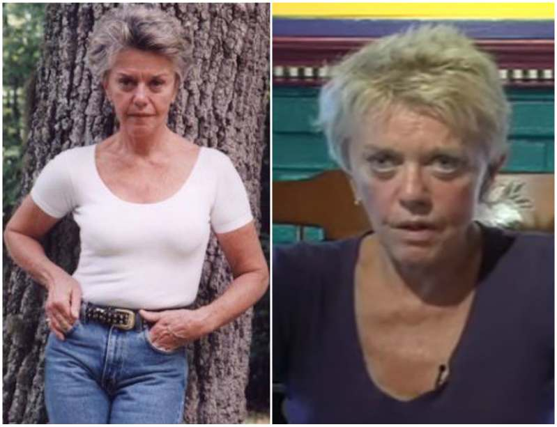 Meg Ryan's family - mother Susan Ryan Jordan