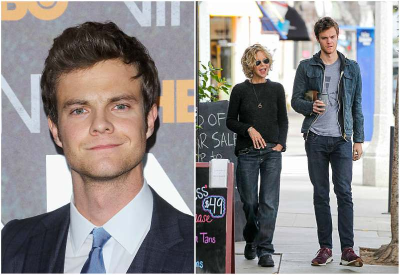 Meg Ryan's children - son Jack Quaid