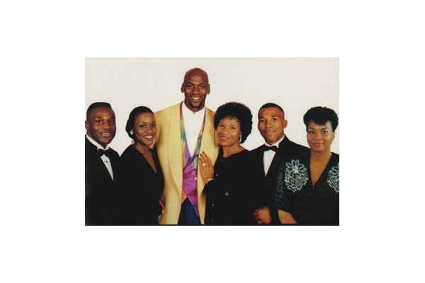 Michael Jordan's family - parents and siblings