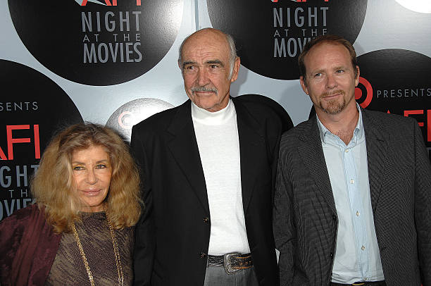 Sean Connery's family: wife and kids