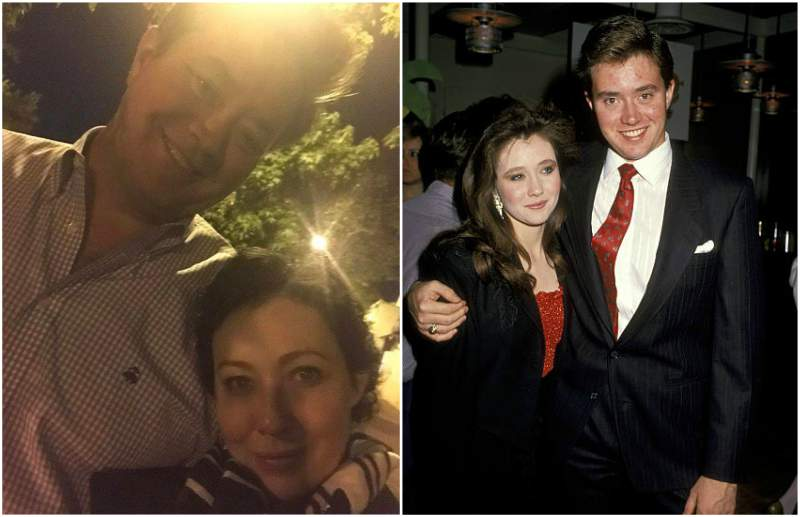 Shannen Doherty's siblings - brother Sean Doherty