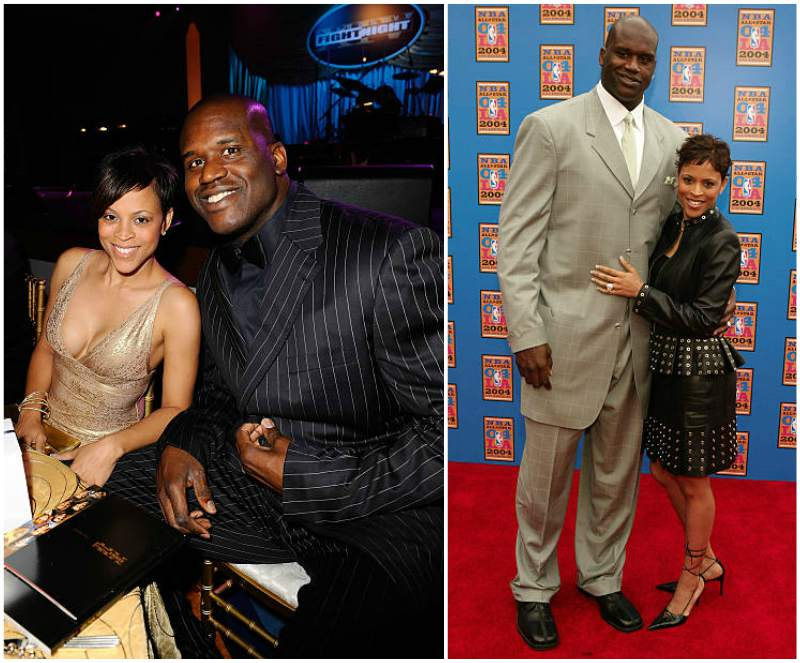 Shaquille O'Neal's family - ex-wife Shaunie O'Neal