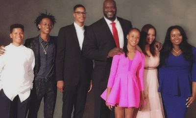 Shaquille O'Neal's family: parents, siblings, wife and kids