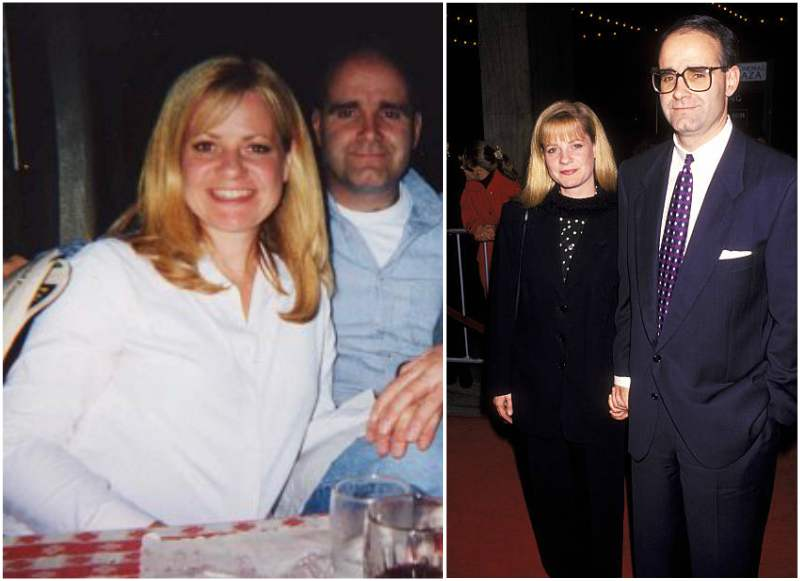 Bonnie Hunt's family - ex-husband John Murphy
