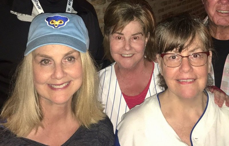 Bonnie Hunt's siblings - sisters