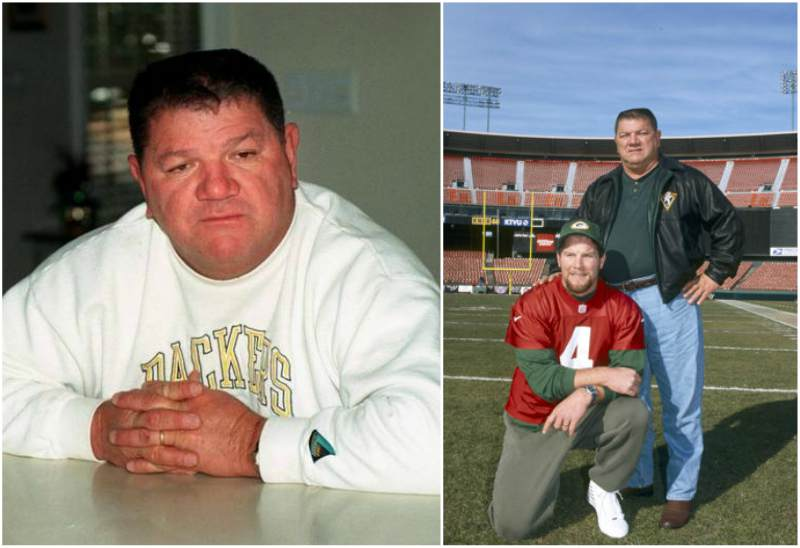 Brett Favre's family - father Irvin Earnest Favre