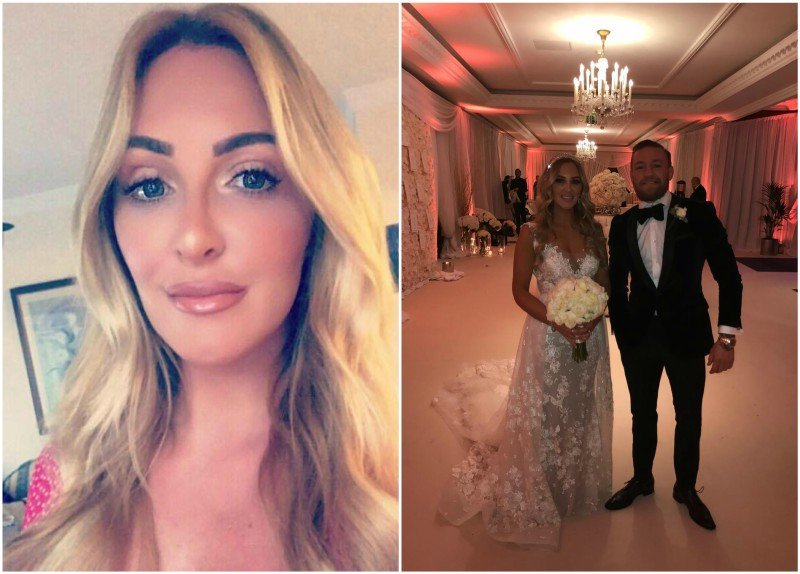Conor McGregor's siblings - sister Aoife McGregor