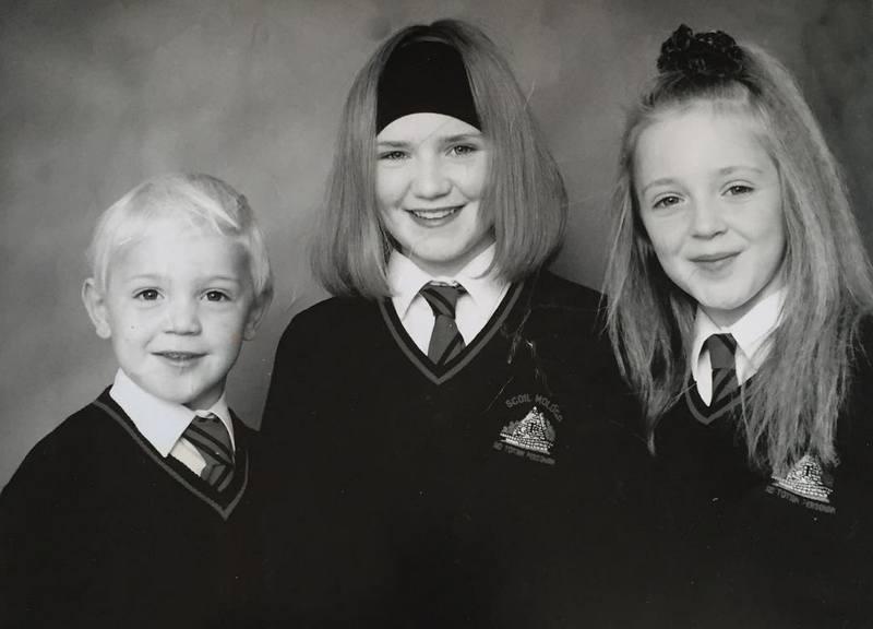 Conor McGregor's siblings - 2 sisters