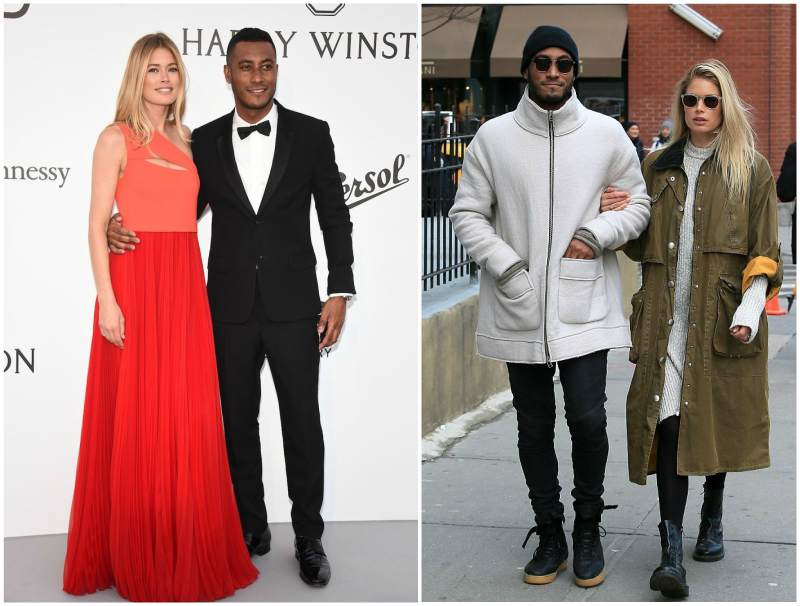 Doutzen Kroes' family - husband Sunnery James Gorre