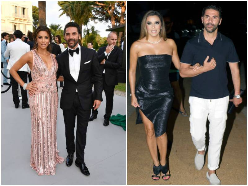 Eva Longoria's family - husband Jose Antonio Baston