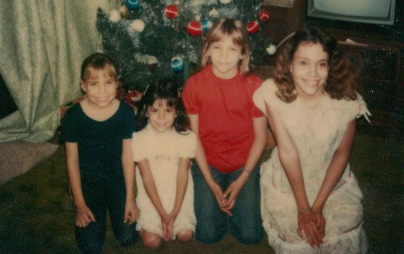 Eva Longoria's siblings - sisters