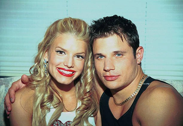 Nick Lachey's family - ex-wife Jessica Simpson
