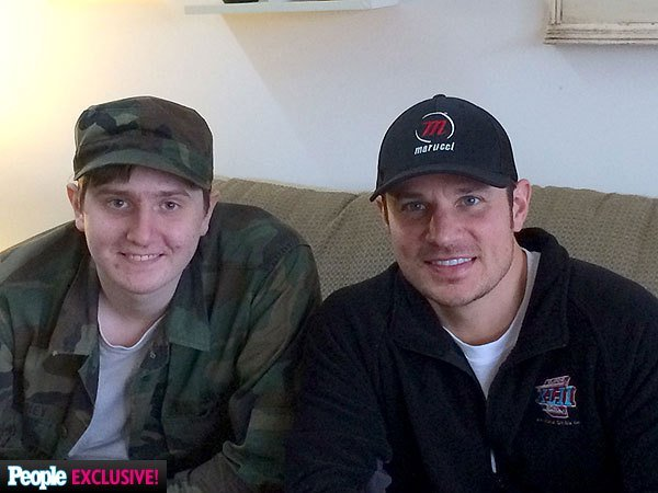 Nick Lachey's siblings - brother Zach Lachey