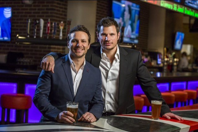 Nick Lachey's siblings - brother Drew Lachey