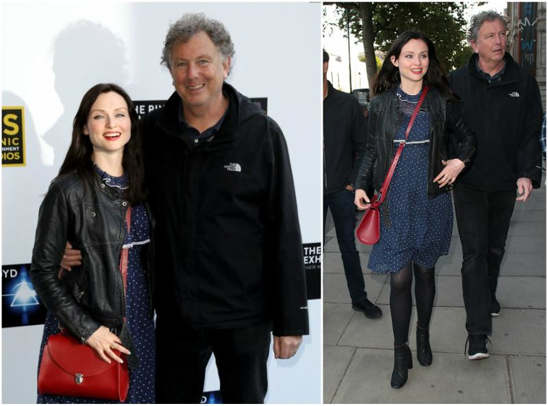 Sophie Ellis-Bextor's family - father Robin Bextor