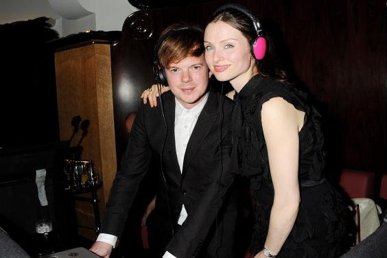 Sophie Ellis-Bextor's family - spouse Richard Jones