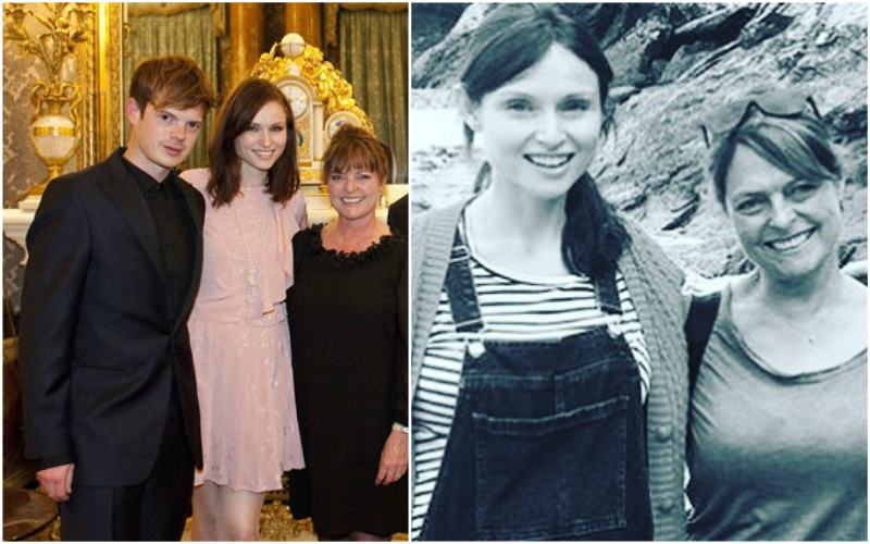 Sophie Ellis-Bextor's family - mother Janet Michell Ellis
