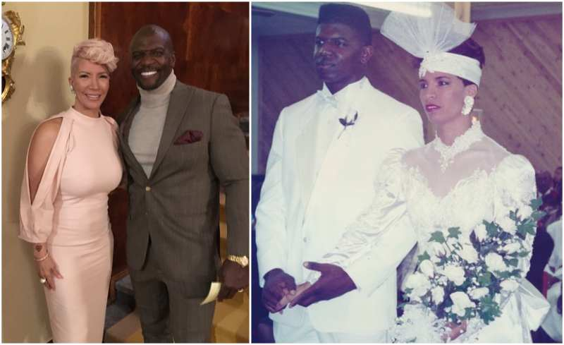 Terry Crews' family - wife Rebecca King-Crews