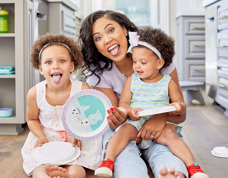 WardellStephen Curry's children