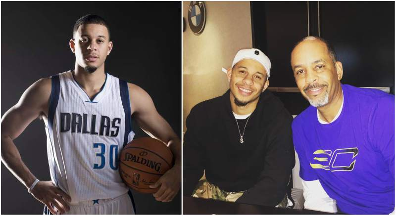 Wardell Stephen Curry's siblings - brother Seth Curry