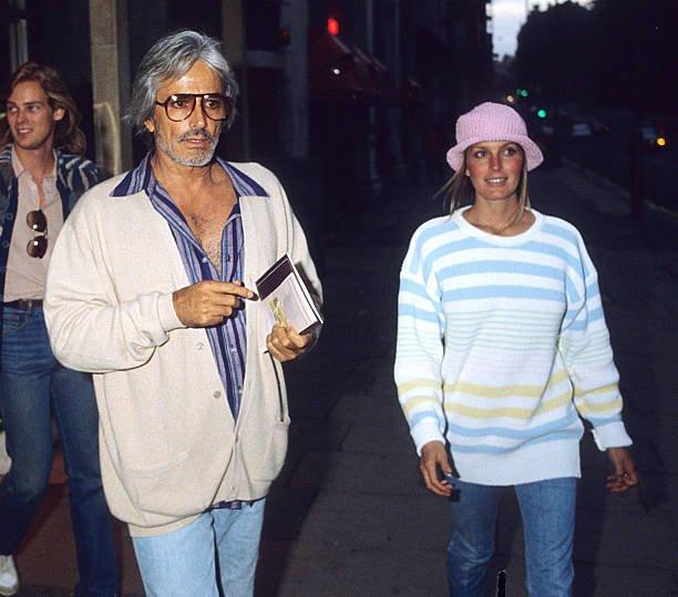 Bo Derek's family - ex-husband John Derek