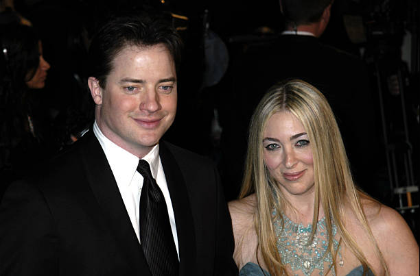 Brendan Fraser's family - ex-wife Afton Smith